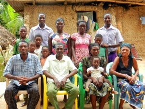 West African family