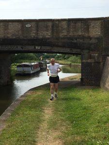 David Whaite Running